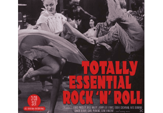 VARIOUS - Totally Essential Rock 'n' Roll [CD]