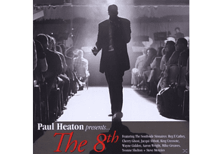 Paul Heaton - Paul Heaton Presents The 8th - (CD + DVD Video)