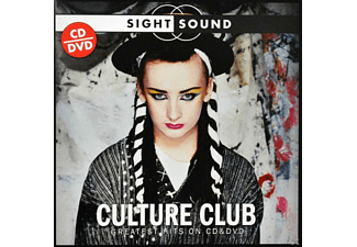 Culture Club - Sight & Sound - (CD + DVD Video)