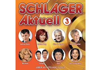 VARIOUS - Schlager Aktuell 3 [CD]