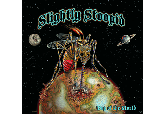 Slightly Stoopid - Top Of The World - (CD)