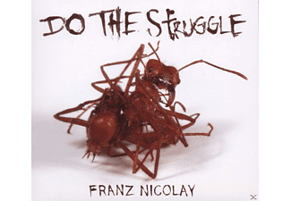 Franz Nicolay - Do The Struggle - (CD)