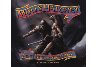 Molly Hatchet - Flirtin' With The Whiskey Man (Live In Concert) - (CD)