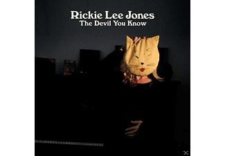 Rickie Lee Jones - The Devil You Know - (CD)