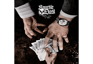 Knuckledust - Bluffs, Lies And Alibis [CD]