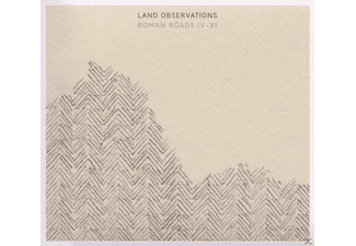 Land Observations - Roman Roads Iv-Xi - (CD)