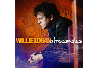 Willie Logan - Altocumulus - (CD)