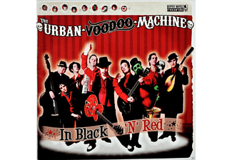 Urban Voodoo Machine - In Black  N Red [CD]