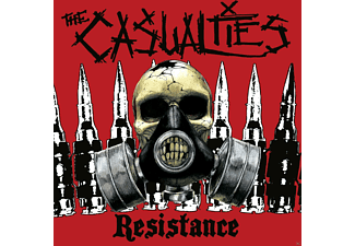 The Casualties - Resistance - (CD)