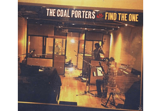The Coal Porters - Find The One - (CD)