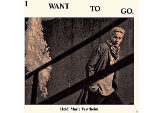 Heidi Marie Vestrheim - I Want To Go - (CD)