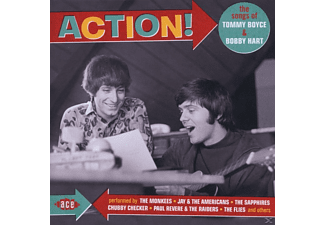 VARIOUS - Action! The Songs Of Tommy Boyce & Bobby Hart [CD]