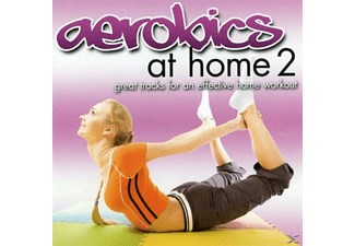VARIOUS - Aerobics At Home: Pink Edition - (CD)
