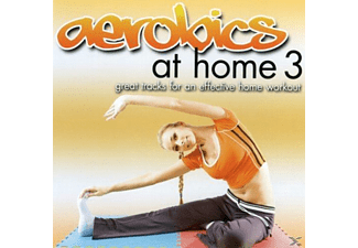VARIOUS - Aerobics At Home: Orange Edition - (CD)