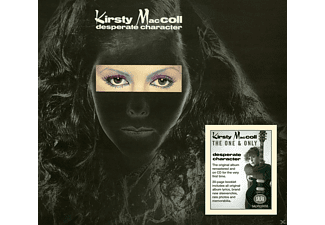 Kirsty MacColl - Desperate Character (Remaster) - (CD)