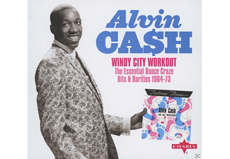 Alvin Cash - Windy City Workout (Deluxe Edition) [CD]