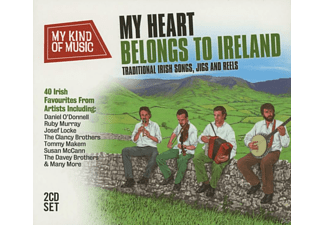 VARIOUS - My Kind Of Music: My Heart Belongs To Ireland [CD]