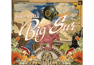 Bill Frisell - Big Sur - (CD)