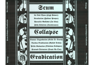 Revenge - Scum.Collapse.Eradication [CD]