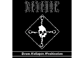 Revenge - Scum.Collapse.Eradication - (CD)