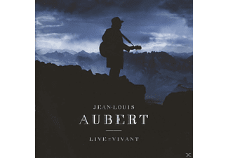 Jean-louis Aubert - Live = Vivant - (CD)