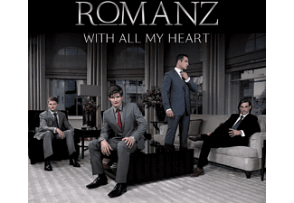 Romanz - With All My Heart - (CD)