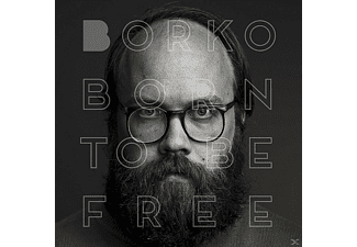 Borko - Born To Be Free [CD]