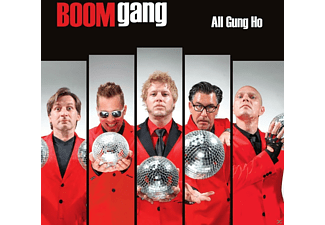 Boom Gang - All Gung Ho - (CD)