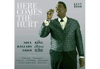 VARIOUS - Here Comes The Hurt-Soul Ballads From King - (CD)