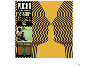 Pucho & His Latin Soul Brothers - Saffron & Soul/Shuckin' And Jivin' - (CD)