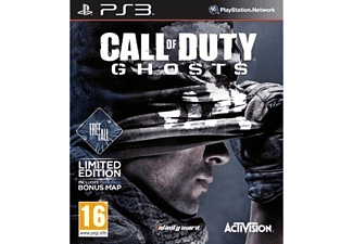 Call of Duty: Ghosts D1 Edition PS3