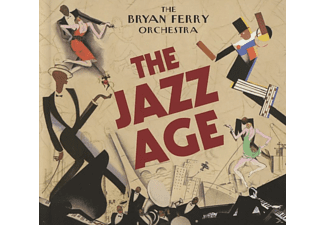 The Bryan Ferry Orchestra - The Jazz Age [CD]