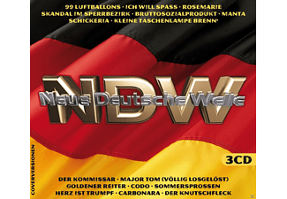 First Name Various - Ndw - Neue Deutsche Welle [CD]