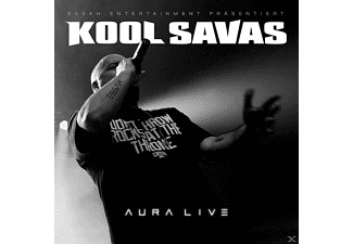 Kool Savas - AURA LIVE [CD + DVD Video]