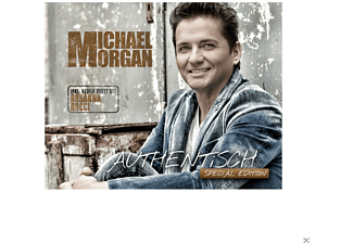 Michael Morgan - Authentisch - (CD)
