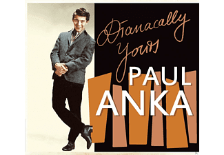 Paul Anka - Dianacally Yours - (CD)