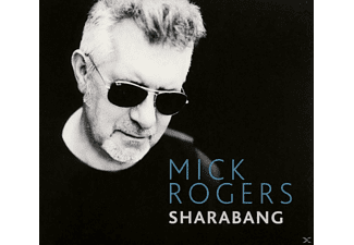 Mick Rogers - Sharabang - (CD)