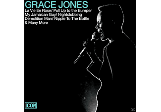 Grace Jones - Icon - (CD)