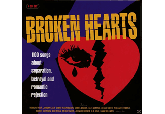 VARIOUS - Broken Hearts - (CD)