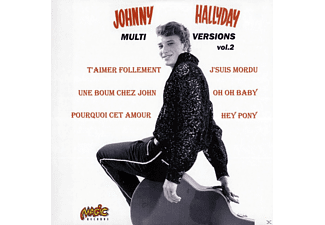 Johnny Hallyday - Multi Versions Vol.2 - Johnny Hallyday [CD]