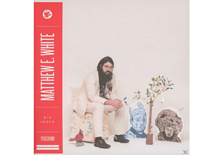 MATTHEW E. White - Big Inner - (CD)