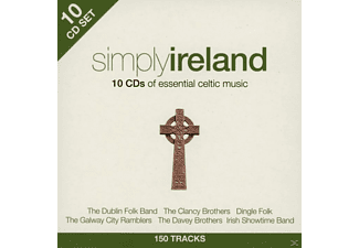 VARIOUS - Simply Ireland - (CD)
