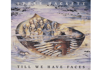 Steve Hackett - Till We Have Faces - (CD)