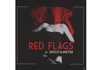 Ghost & Writer - Red Flags - (CD)