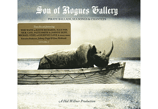 VARIOUS - Son Of Rogue's Gallery - (CD)