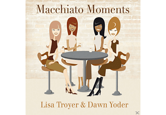 Redeemed Retro - Macchiato Moments - (CD)