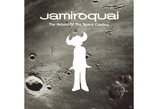 Jamiroquai - The Return Of The Space Cowboy - (CD)