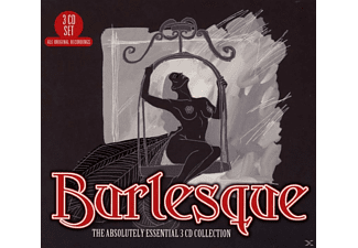 VARIOUS - Burlesque: The Absolutely Essential 3cd - (CD)