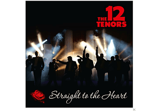 The 12 Tenors - Straight To The Heart - (CD)