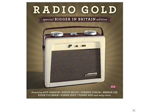 VARIOUS - Radio Gold - Special Bigger In Britain Edition [CD]